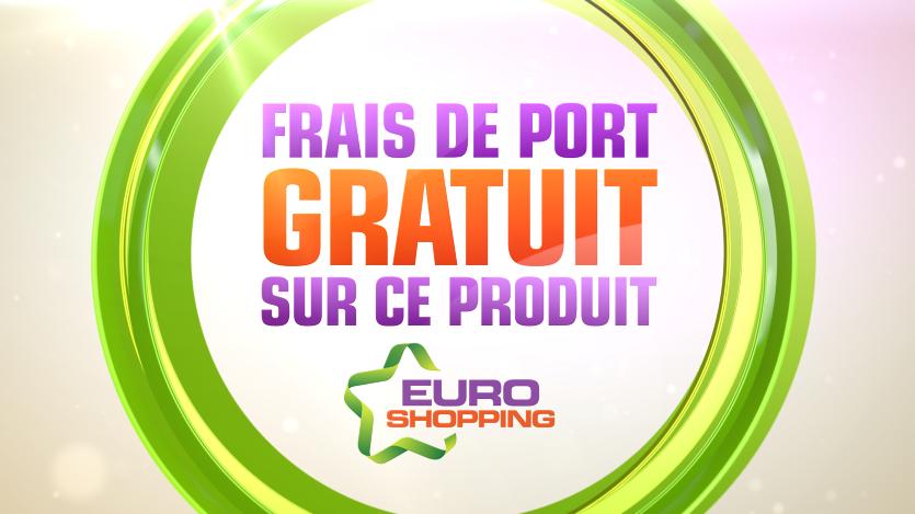 Euroshopping t l vision - Vente privee com frais de port gratuit ...